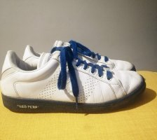 Fred Perry Skater Shoes white-blue