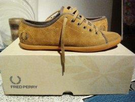 Fred Perry Leder Sneaker
