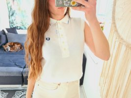 Fred Perry Top polo Wielokolorowy