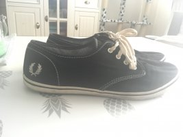 Fred Perry Stoffschuhe