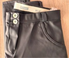 Freddy WR.UP Jeans 7/8 noir cuir