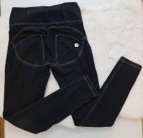 Freddy Jeans taille haute multicolore