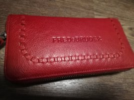 FREDsBRUDER Portemonnaie rot