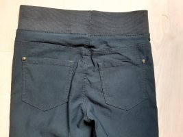 FREE / QUENT Stretch Trousers dark blue
