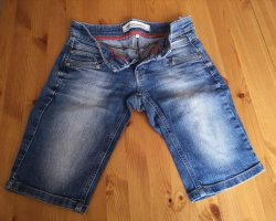 Freeman t. porter Short en jean bleu