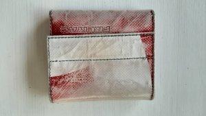 Freitag Messengerbag white-brick red