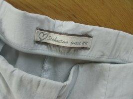 Stehmann Pantalone a 7/8 azzurro Viscosa