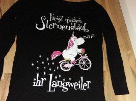 Fresst meinen Sternenstaub ihr Langweiler S Viskose Top EMP
