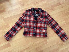 Frieda & Freddies New York Blazer en tweed multicolore