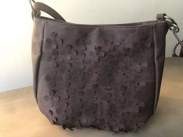Fritzi aus preußen Crossbody bag dark violet-brown violet
