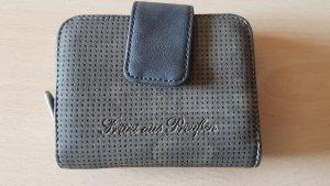 Fritzi aus Preußen Geldbörse Portemonnaie grau-braun