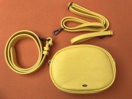 Fritzi aus Preussen Gürtel Bauch Handtasche Grainy Candy Gelb Lemon Zitrone Neu