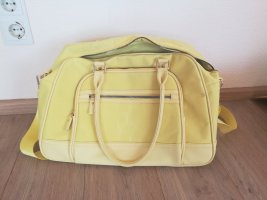 Urban Originals Weekender Bag pale yellow
