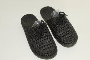 FS Secondhand Pantoufles noir