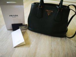 Prada Handbag dark green