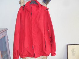 McKinley Double Jacket black-red