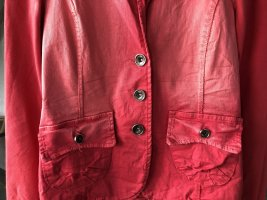 Funky Staff Short Jacket red