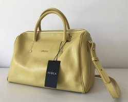 Furla Bowling Bag multicolored leather