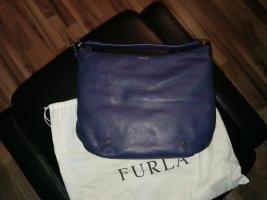 Furla Shoulder Bag blue-steel blue