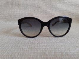 Furla Angular Shaped Sunglasses black-beige