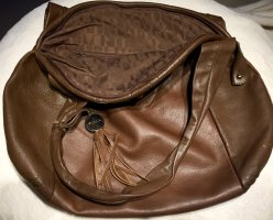FURLA Original Leder Handtasche