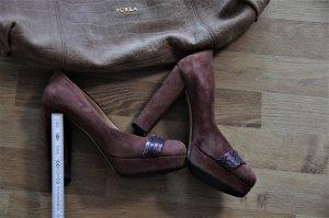 Furla Slip-on or rose
