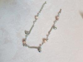 Fußkettchen mit Glöckchen/Perlen