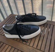 G.K. Mayer Sneakers Schwarz/Silber