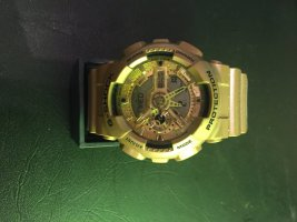G Shock Gold Xxl sehr schön und edel