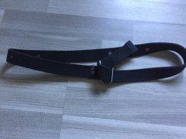 G-Star Fabric Belt black