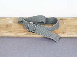 G-Star Raw Canvas Belt grey cotton