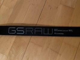 G-Star Gürtel schwarz, Länge 95