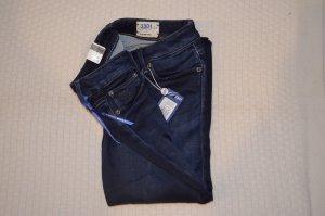 G-Star Stretch jeans donkerblauw