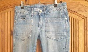 G-Star Boyfriend Jeans pale blue
