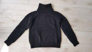 G-STAR Pullover, schwarz, Größe 36