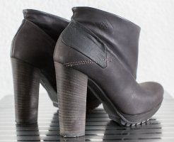 G-STAR RAW ~ LEDER STIEFELETTE BOOTS ~ (UVP 160€) SIZE 36