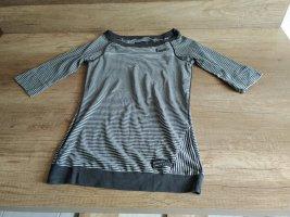 G-Star Raw Long Shirt silver-colored-dark grey