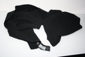 G-Star Raw Écharpe en laine noir laine