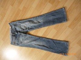 G-Star Jeans elasticizzati blu fiordaliso Cotone