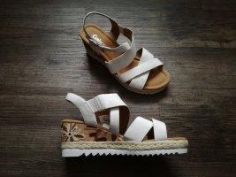 Gabor Comfort Sandalen / Gr. 39 / weiß / NP 99,95€ - NEU