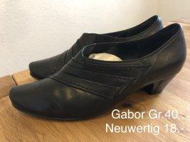 Gabor Zapatos sin cordones negro