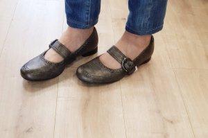 Gabor echt Leder Schuhe neu
