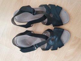 Gabor Sandalias cómodas negro