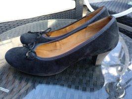 Gabor Lace-up Pumps dark blue