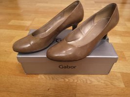 Gabor Tacones altos negro-marrón grisáceo