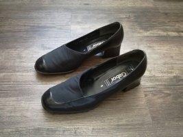 *Gabor* Pumps, Slipper / Gr. 39 (UK 6) / dunkelblau-schwarz – NP 109,90€