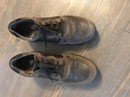 Gabor Sznurowane buty czarny