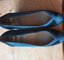 GABOR Schuhe Gr.7,5, Leder