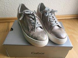 Gabor Sneaker Silber