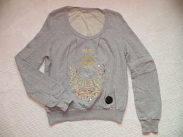 Galliano Pullover Gr. M Pailletten